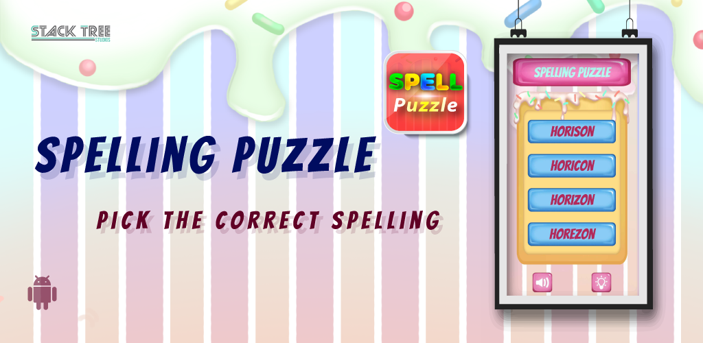 Spelling Puzzle: Pick the correct spelling